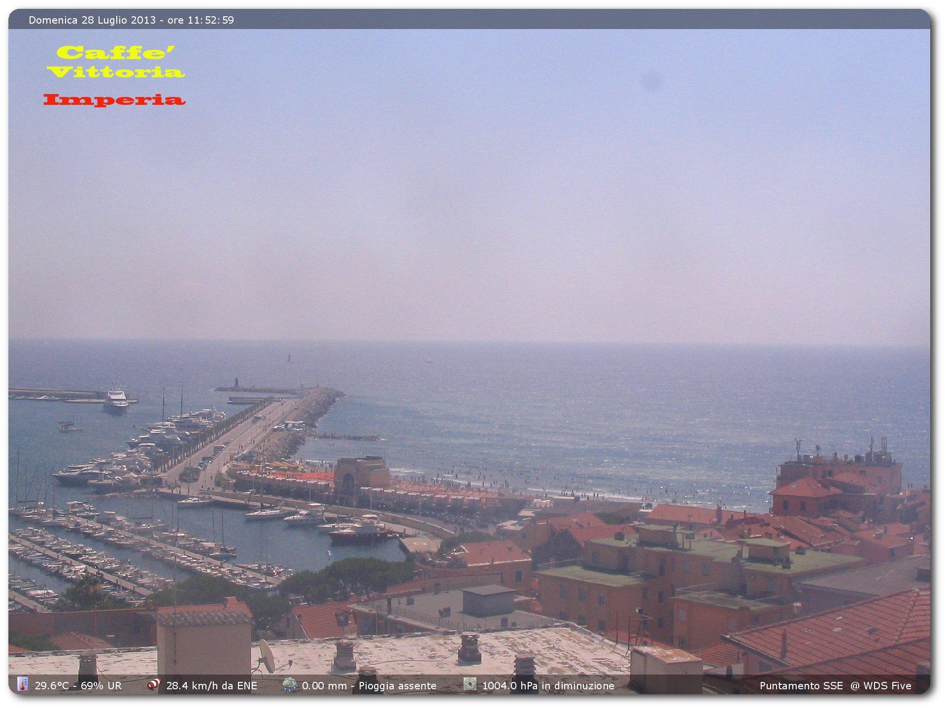 Webcam ad Imperia (IM)